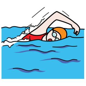 Piktogramm Schwimmfest